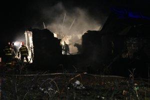 Pri požiari v Lomničke uhoreli tri malé deti