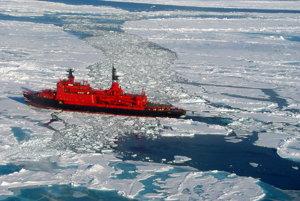 Jadrový ľadoborec Yamal.