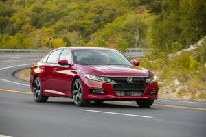 2. Miesto - Honda Accord
