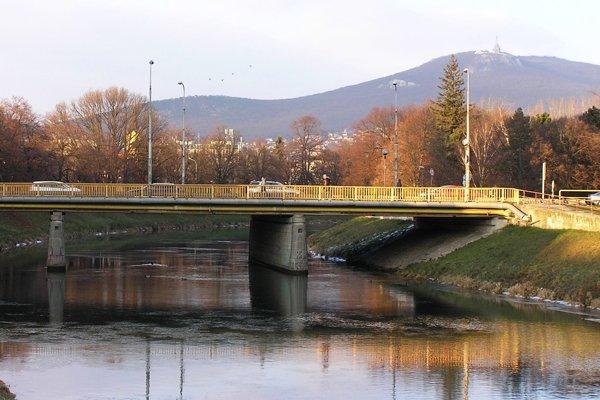 Na rekonštrukciu čaká aj Univerzitný most v Nitre.