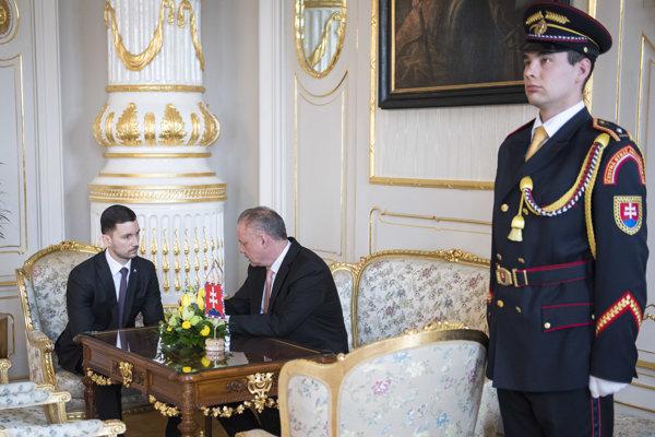 Parízek sa stretol aj s Kiskom.