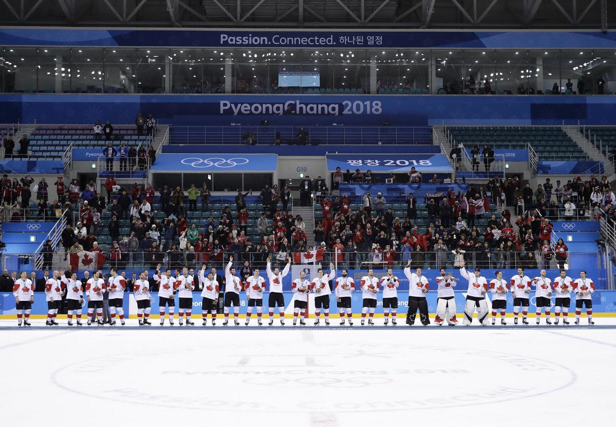 955dde56fba89 Hokej: Rebríček IIHF pred začiatkom MS v Dánsku 2018 - Šport SME