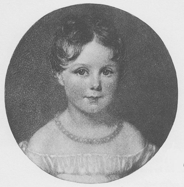 Ada Lovelace ako štvorročná