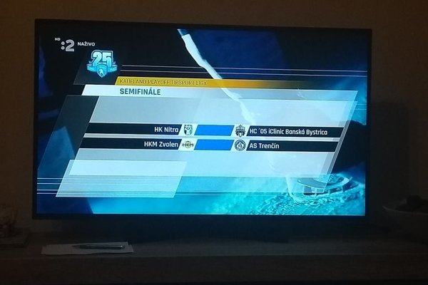 RTVS sa pomýlila. Namiesto Dukly Trenčín použila znak AS Trenčín.