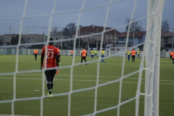 Rozhodujúci gól strelil brankár Duleba zpenalty.