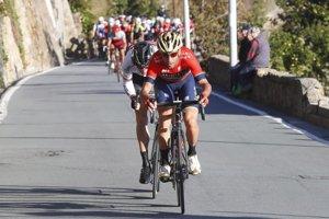 Vincenzo Nibali ovládol Miláno - San Remo 2018.