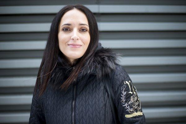 Emília Bezáková, výkonná riaditeľka organizácie Úsmev ako dar a riaditeľka bratislavského Centra pre obnovu rodiny.