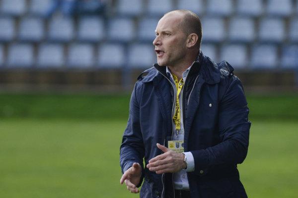Anton Šoltis, tréner futbalistov Michaloviec.