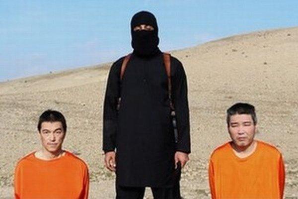 Jedného z unesených Japoncov už islamisti zabili.