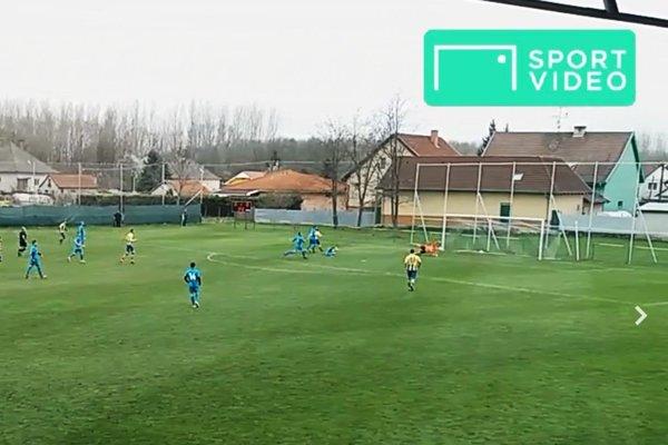 Jediný gól zápasu vo Vrakúni strelil už v 7. min. domáci Alex Iván.