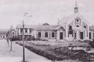 Nápravný ústav pre mladistvých – polepšovňa, založená v roku 1901.