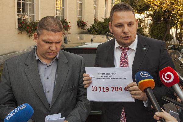 Vpravo Miroslav Dragun - ilustračné foto