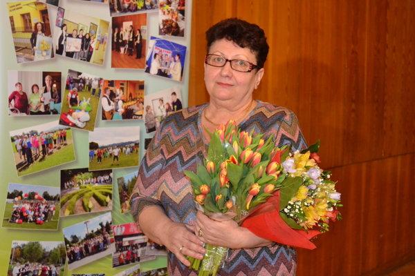 Dana Salanciová oslávila šesťdesiatku.