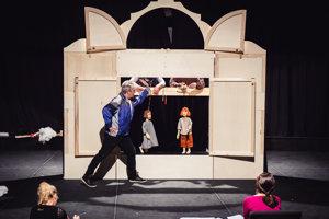 V Starom divadle bude v piatok 20. apríla o 18. h premiéra hry Legenda o Svoradovi a a Benediktovi.