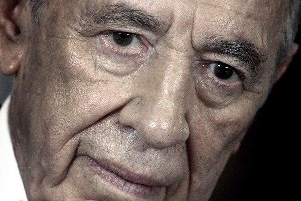 Šimon Peres.