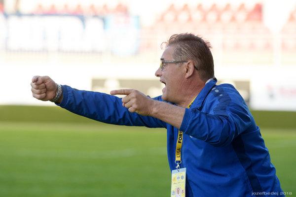 Tešil sa aj tréner Nitry Ivan Galád.