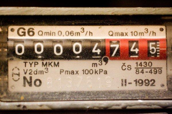 Raz možno nebude merať ruský plyn.