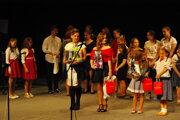 V popredí ocenení vsúťaži Kysuce majú talent 2018.