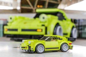 Lego Porsche 911 Turbo 3,0