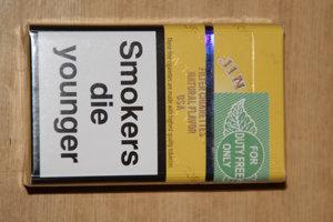 Colníci zaistili cigarety tejto značky.