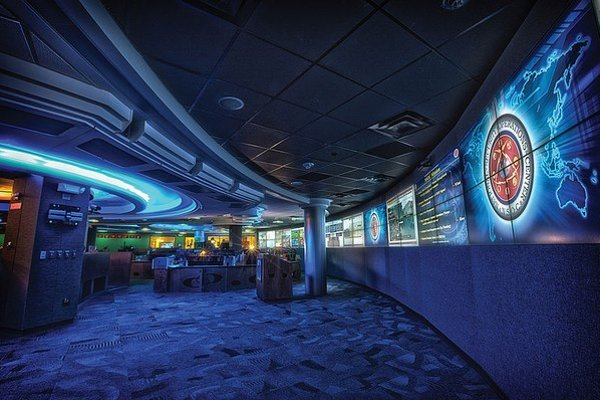 Ilustračná fotografia z NSA.