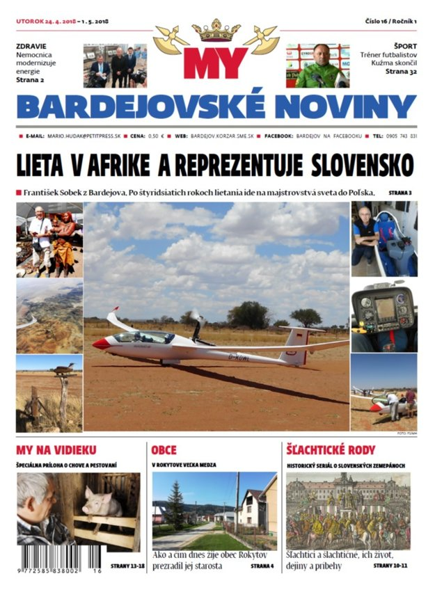 MY Bardejovské noviny