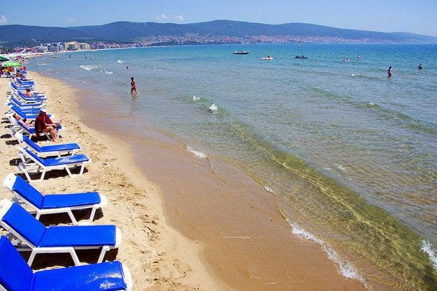 Slnečné pobrežie, Bulharsko.