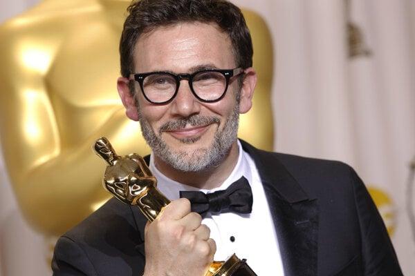 Francúzsky režisér Michel Hazanavicius.