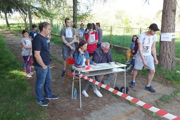 Okresné kolo pretekov v orientačnom behu sa konalo v Bátovciach.
