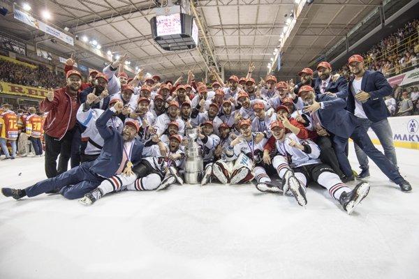 Banská Bystrica bude jediným účastníkom hokejovej Ligy majstrov.