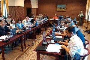 Rokovanie MsZ v Lučenci