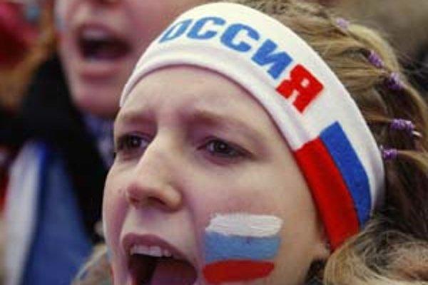 Putin – idol mládeže.
