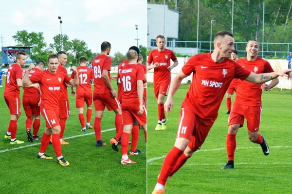 Skóre otváral Adam Morong, jedným gólom prispel aj Ľubomír Ulrich.