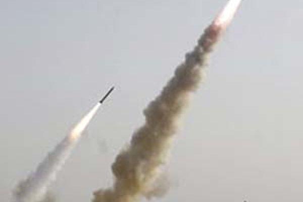 Irán v stredu vyskúšal nový typ rakiet.