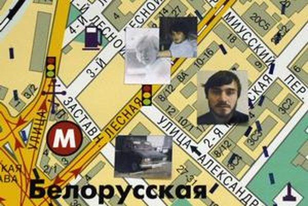 Po stopách vraždy Anny Politkovskej.