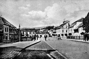 Z pôvodného predmestia Hoffstadt nezostalo prakticky nič.