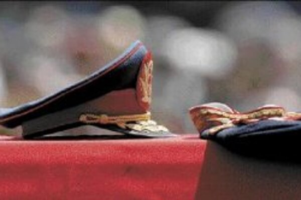 Pohreb Augusta Pinocheta.