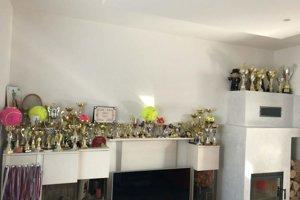 Marošíkova zbierka trofejí