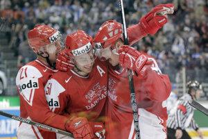 Dánsko hostí majstrovstvá sveta v hokeji.