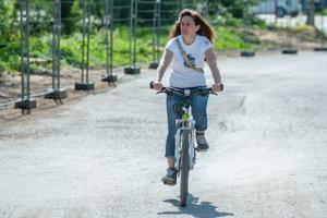 Andrea Štulajterová z Občianskej cykloiniciatívy BB je spokojná, že prichádza k zmene.