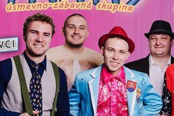 Skupina Traky vystúpi na koncerte vPrešove.