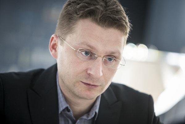 Peter Visolajský, šéf Lekárskeho odborového združenia
