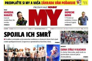 Nové číslo Prešovských novín v predaji od 9. mája.