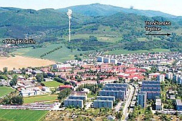 S výstavbou v lokalite, kde lesík, chce investor začať v lete.