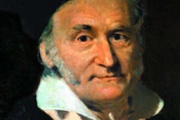 Karl Friedrich Gauss.