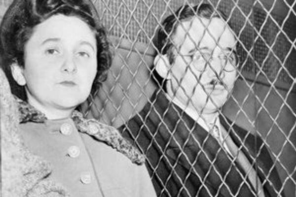 Ethel a Julius Rosenbergovci.