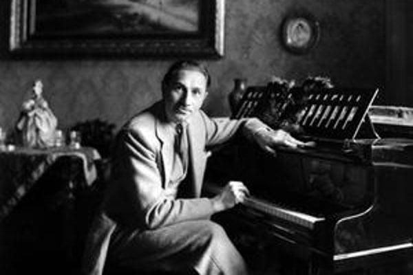 Rudolf Friml sa operetami presadil na Broadwayi.