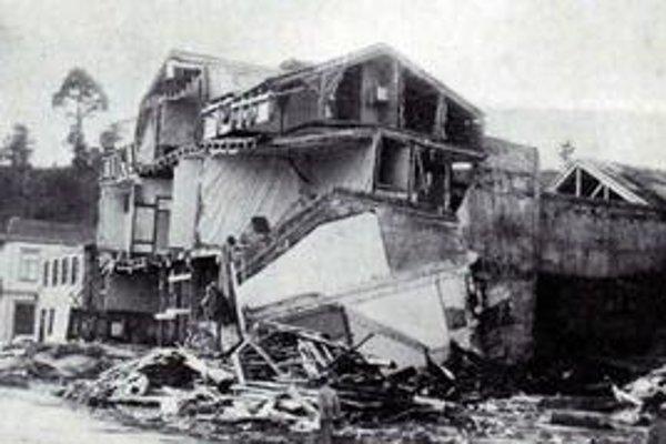 Zemetrasenie z roku 1960 naučili Čiľanov stavať odolnejšie budovy.