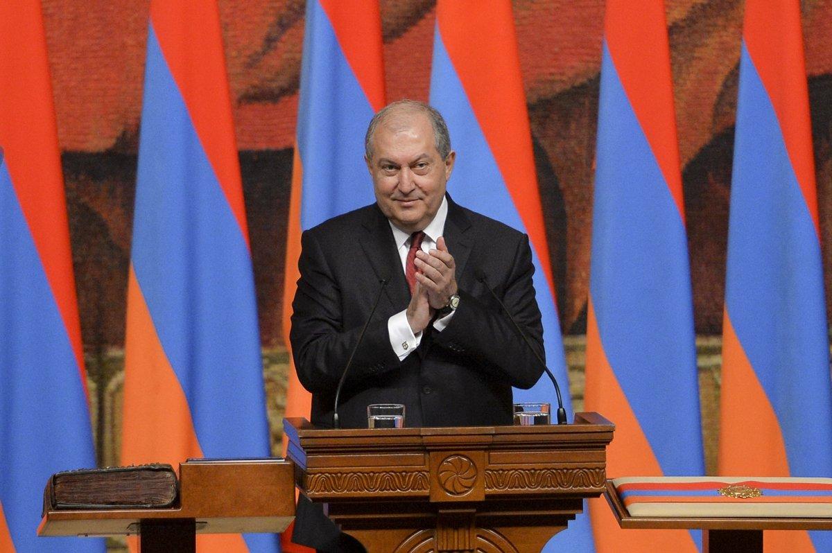Zoznamka Arménskej