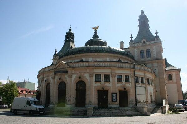 Spišské divadlo sídli v budove Reduty